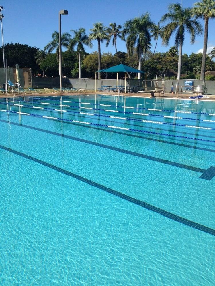 Hickam Afb Pool 2 Swimming Pools 1008 Scott Cir Honolulu Hi Phone Number Yelp