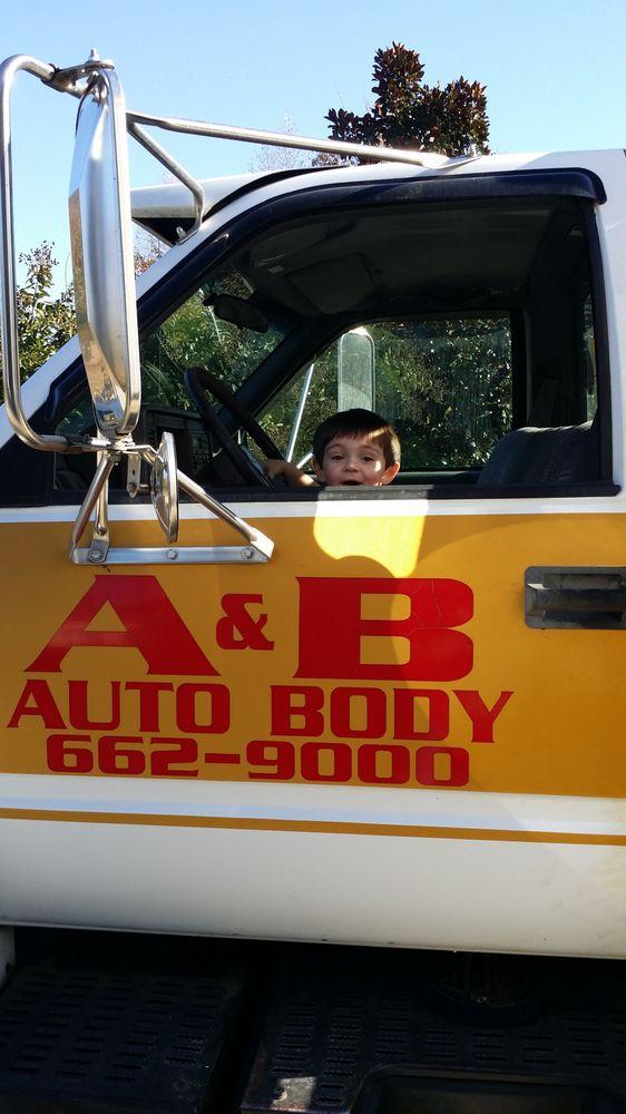 A&B Autobody Repair: 593 Oakridge Farm Hwy, Mooresville, NC