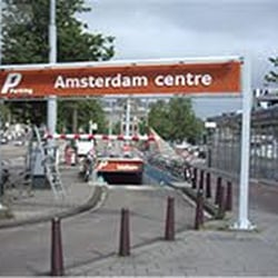 Parking Centrum Amsterdam