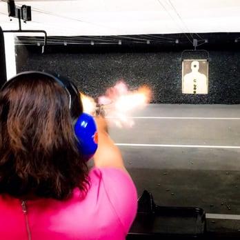 Gun Range Huntington Beach Ca