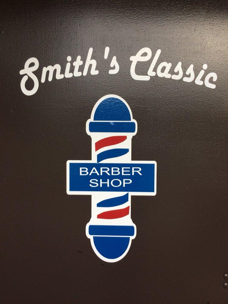 Smith's Classic Barbershop: 560 General Daniel Ave N, Danielsville, GA