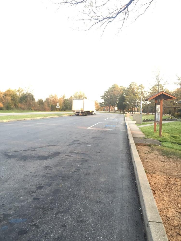 Quachita Rest Area: U S 71, Booneville, AR