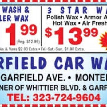 Garfield coupon code