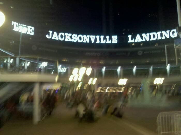 Jacksonville Landing Farmers Market