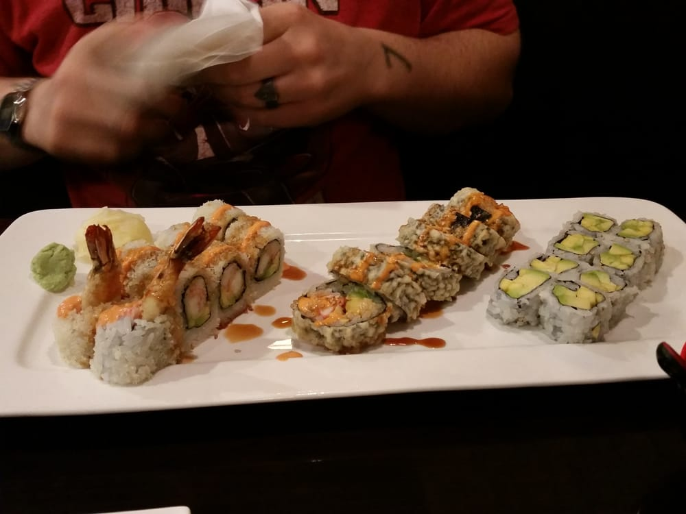 Pick 3-Da Bomb, Boston Bay & Mango Avocado Roll  - Yelp