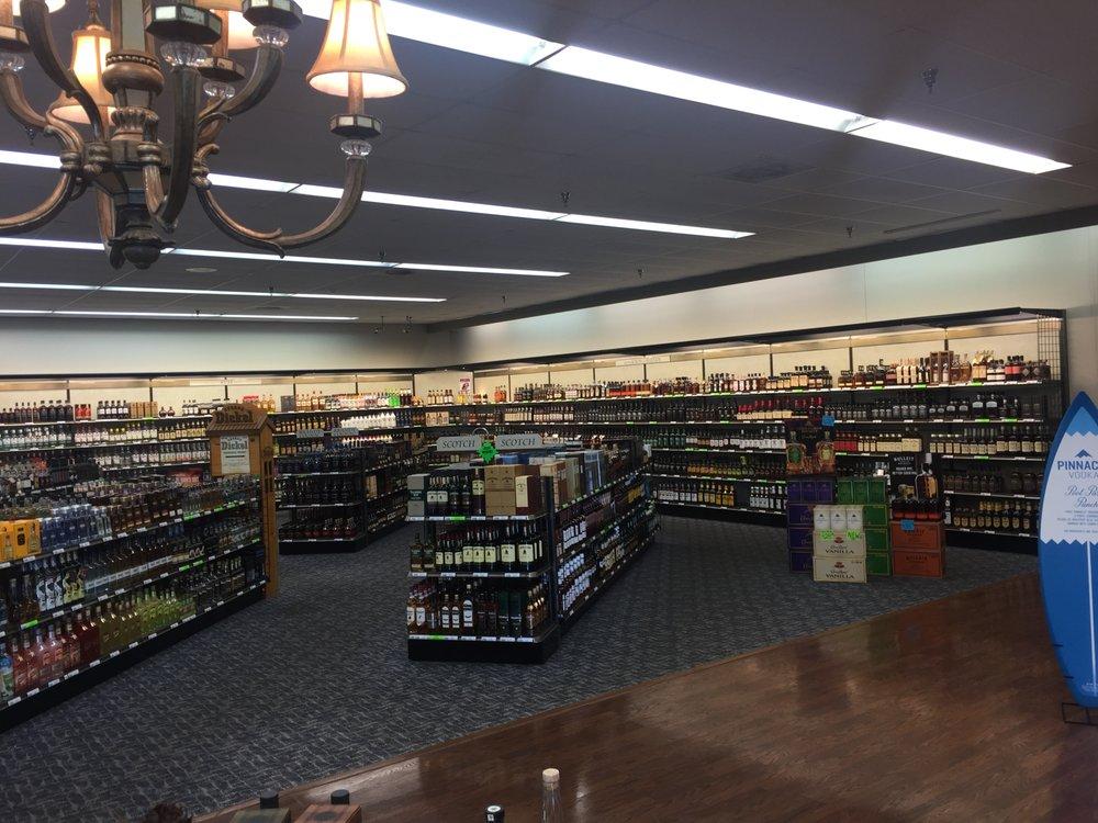 Triad Municipal ABC Store: 5287 US Hwy 158, Advance, NC