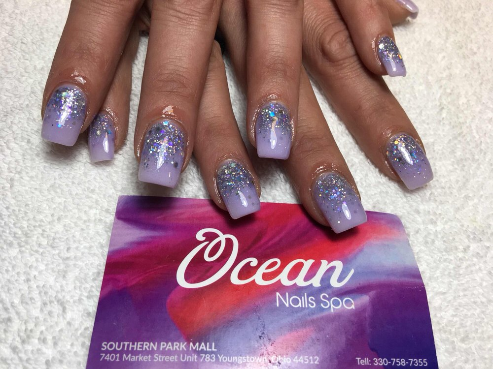 Ocean Nails Spa: 7401 Market Skeet Unit, Youngstown, OH