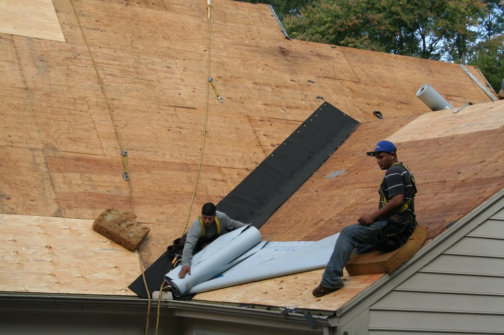 Photo Of Consolidated Roofing Systems   Cary, NC, United States. CRS Uses  Ice