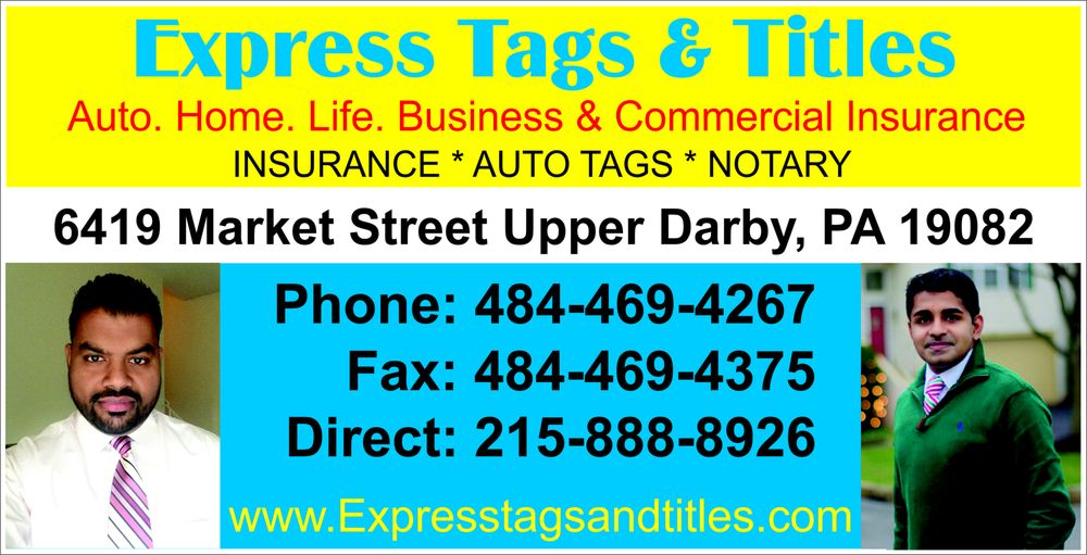 Express Tags & Titles