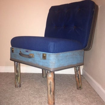 Photo Of RHC Custom Designs   Temecula, CA, United States. Luggage Seat