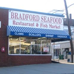 Bradford Seafood Restaurant Fish Market Haverhill Ma Menu