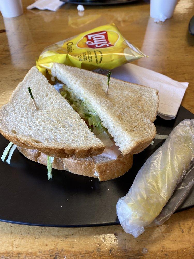 Plain & Fancy Sandwich: 120 Main St, Sulphur Springs, TX