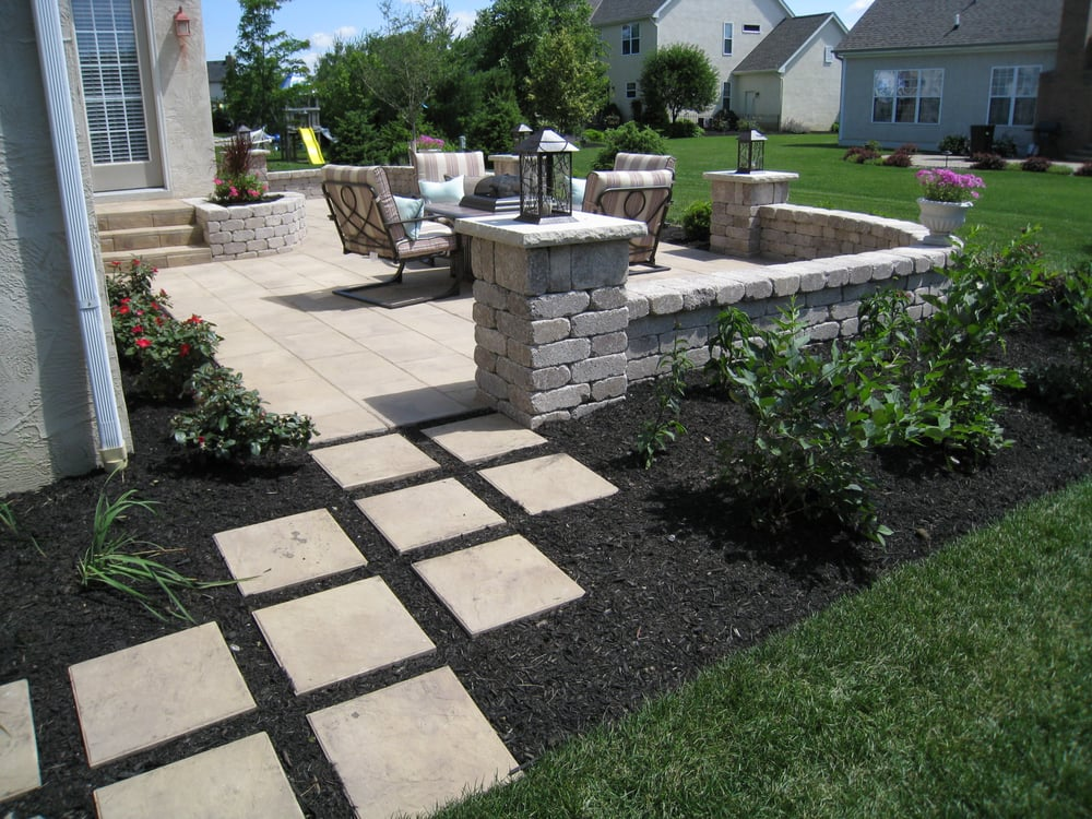 Photo Of Finlandscape   Columbus, OH, United States. Outdoor Living Area  With Hardscape