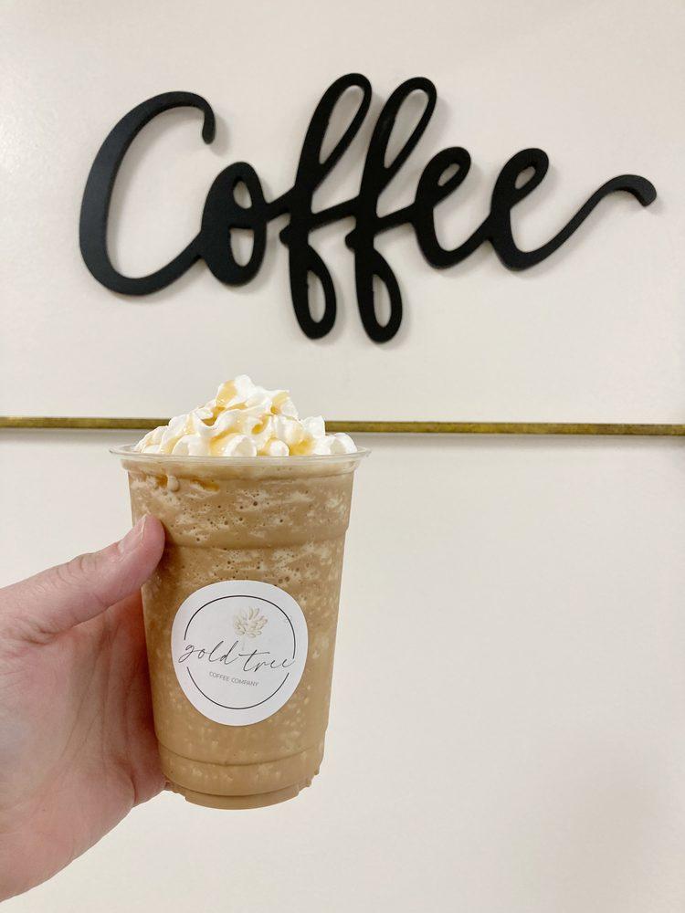 Gold Tree Coffee: 100 Hudson Oaks Dr, Hudson Oaks, TX