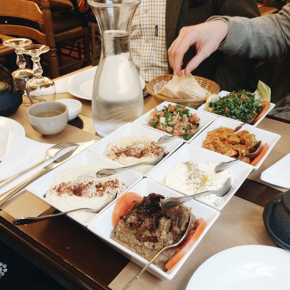 Sous Le C Dre 11 Foto E 10 Recensioni Cucina Libanese