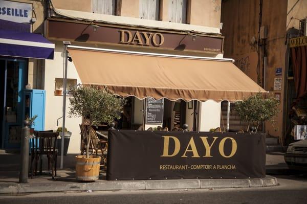 Le dayo fran ais 40 rue caisserie hotel de ville for Hotel france numero