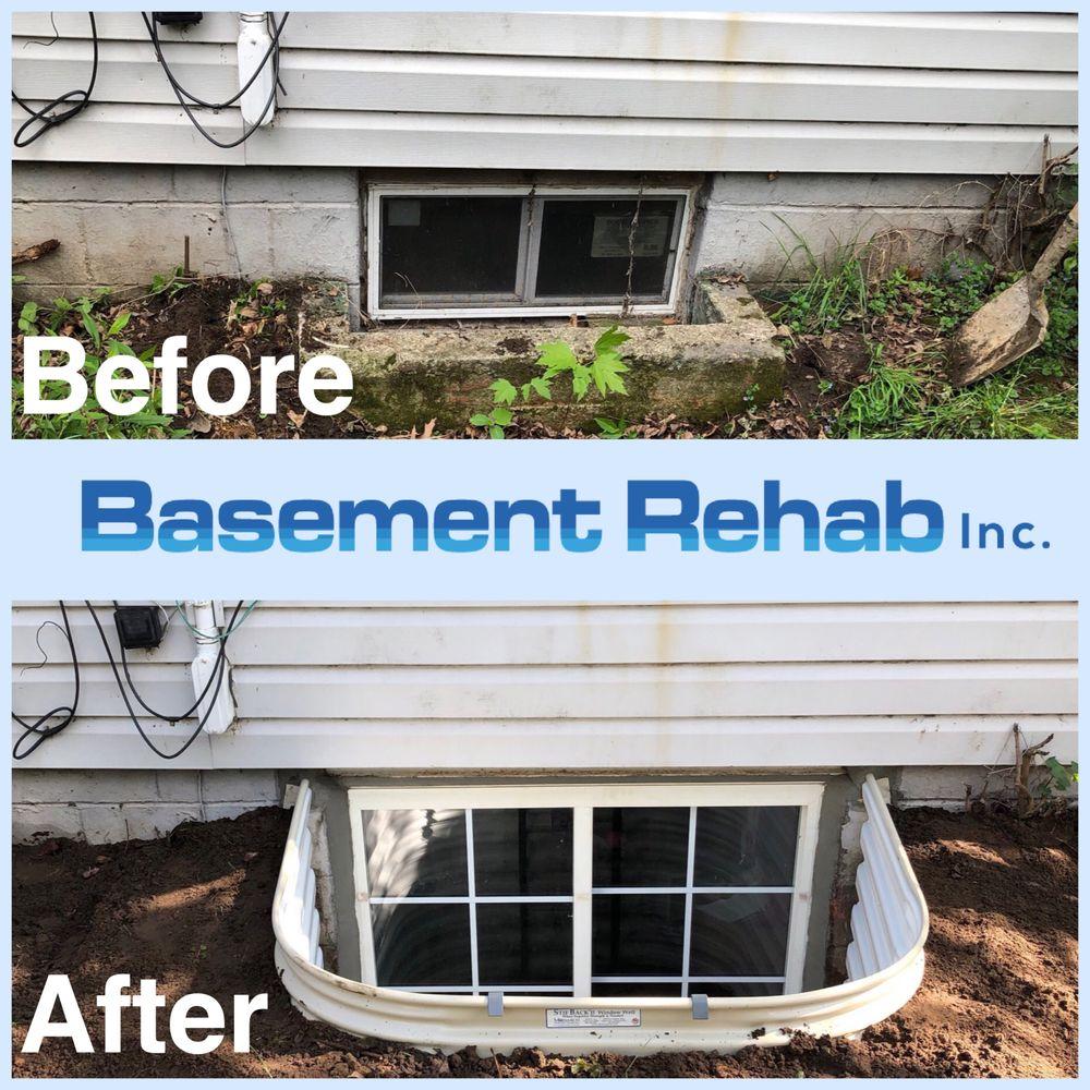 Basement Rehab: 2785 NE 46th Ave, Des Moines, IA