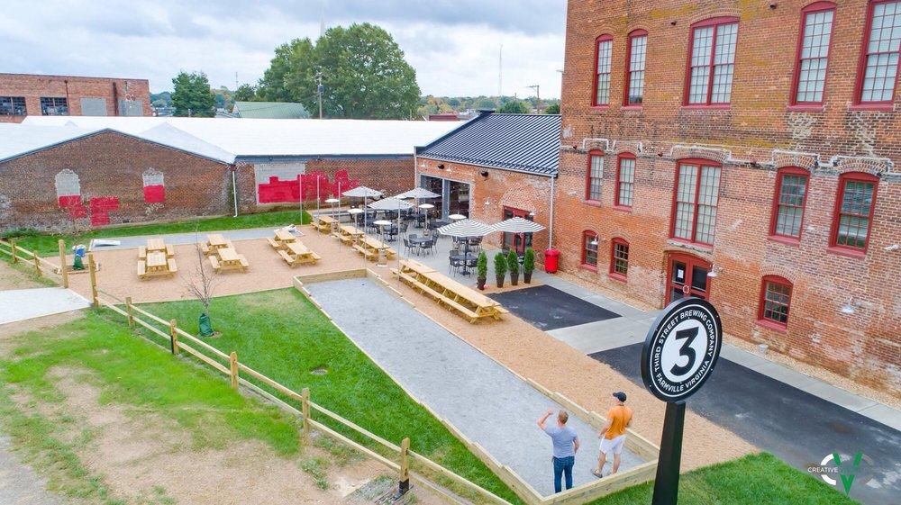 Third Street Brewing: 312 West 3rd St, Farmville, VA