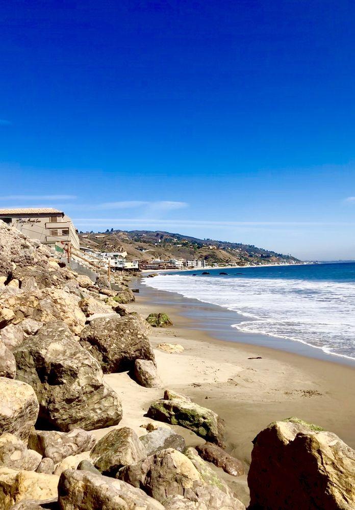 Social Spots from Malibu Beach
