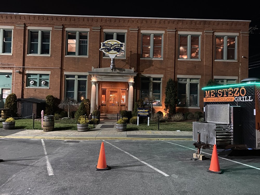 Two Roads Brewing: 1700 Stratford Ave, Stratford, CT