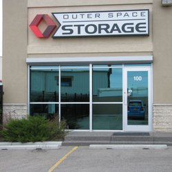Awesome Photo Of Outer Space Storage   Calgary, AB, Canada.