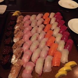 Bada Sushi - Suffern, NY, United States. All for me