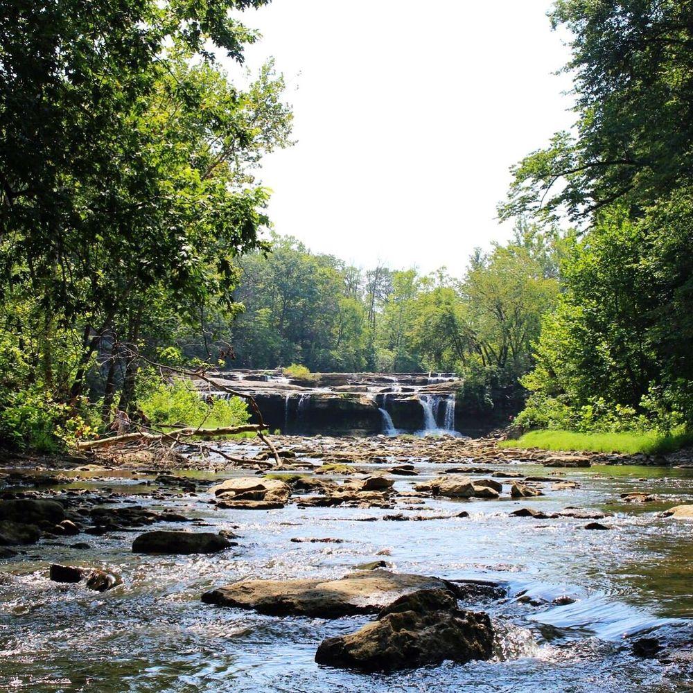 Cataract Falls State Recreation Area: Cataract, IN