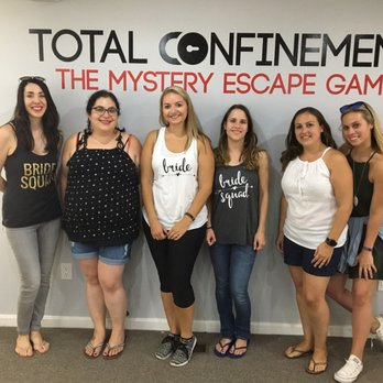 Escape The Room Randolph Ma