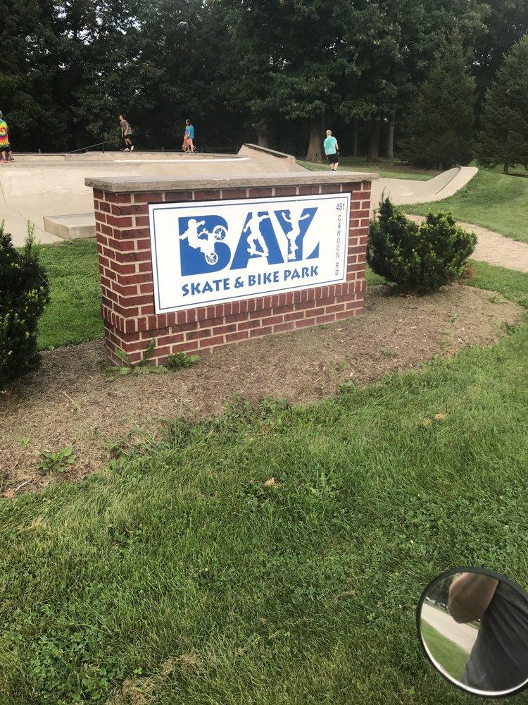 Bay Village Skate & Bike Park: 451 Cahoon Rd, Bay Village, OH