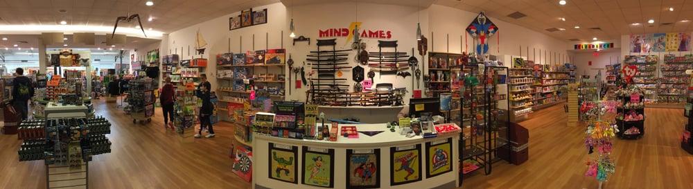 Mind Games: 21100 Dulles Town Cir, Dulles, VA