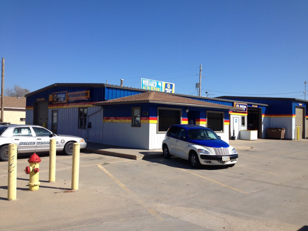 Whitaker Auto Repair: 115 N Carey St, Grand Island, NE