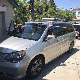 auto glass repair oakley ca