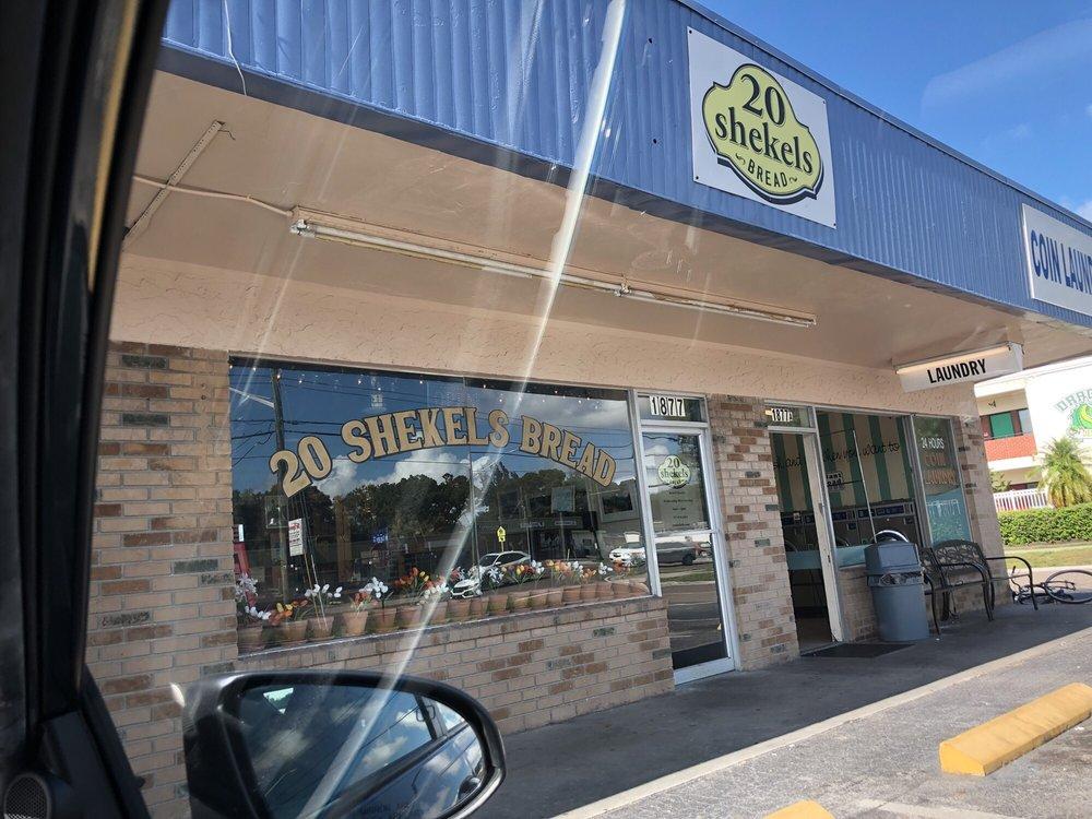 20 Shekels Bread: 1881 Drew St, Clearwater, FL