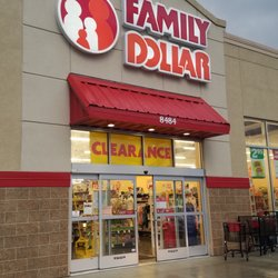 Family Dollar - Department Stores - 8484 Curry Ford Rd