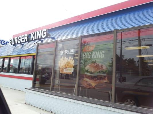 Restaurants Italian Near Me: Burger King - Brunswick, ME