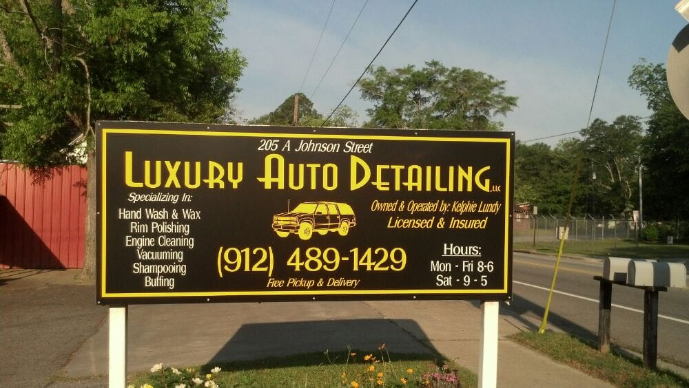 car wash statesboro ga	  Luxury Auto Detailing, LLC - Auto Detailing - 205 A Johnson St ...