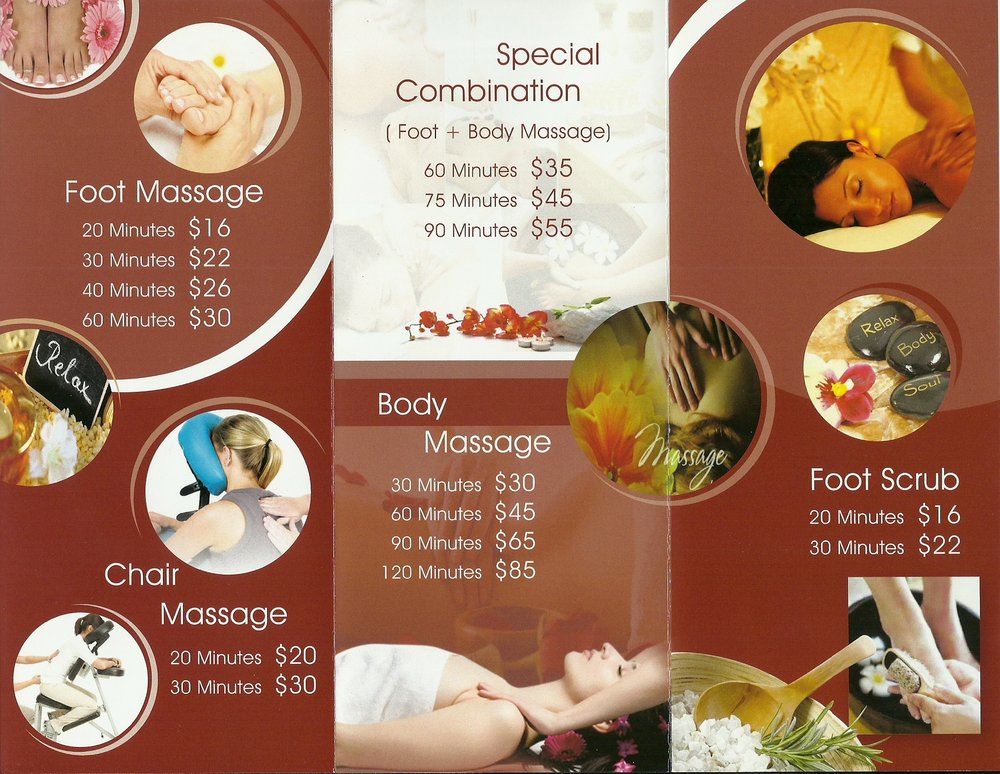 Little Rainbow Foot Spa - 44 Reviews - Day Spas - 3560 State St, Santa  Barbara, CA - Phone Number - Yelp