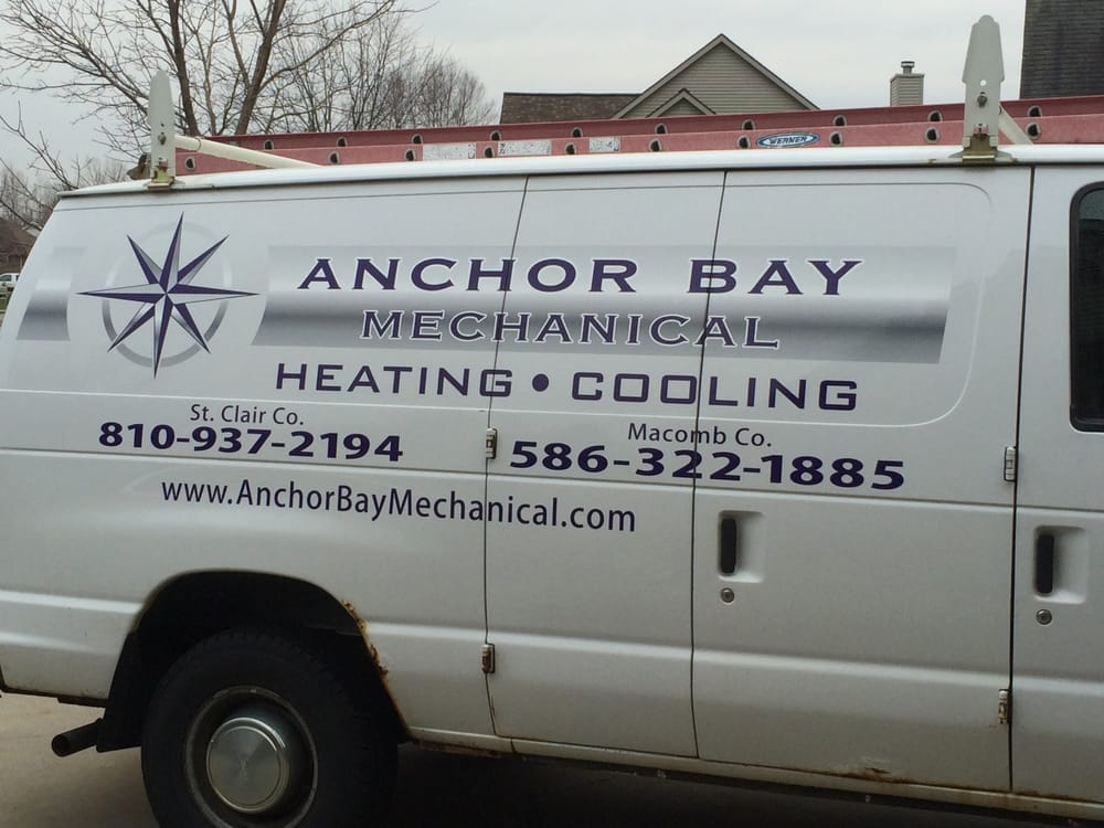 Anchor Bay Mechanical: 3215 Lindsay Ln, Port Huron Township, MI