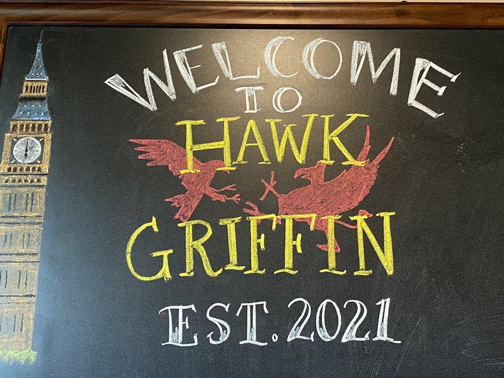 Hawk & Griffin: 435 Maple Ave W, Vienna, VA