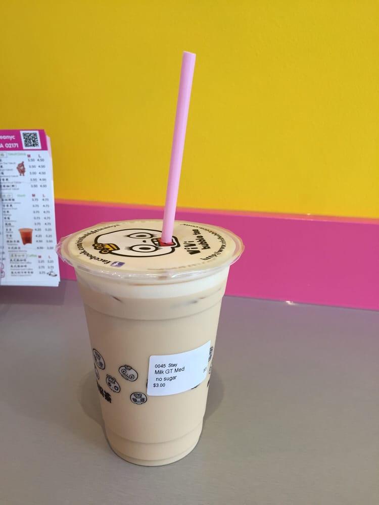 Vivi Bubble Tea Cafe Quincy Quincy Ma