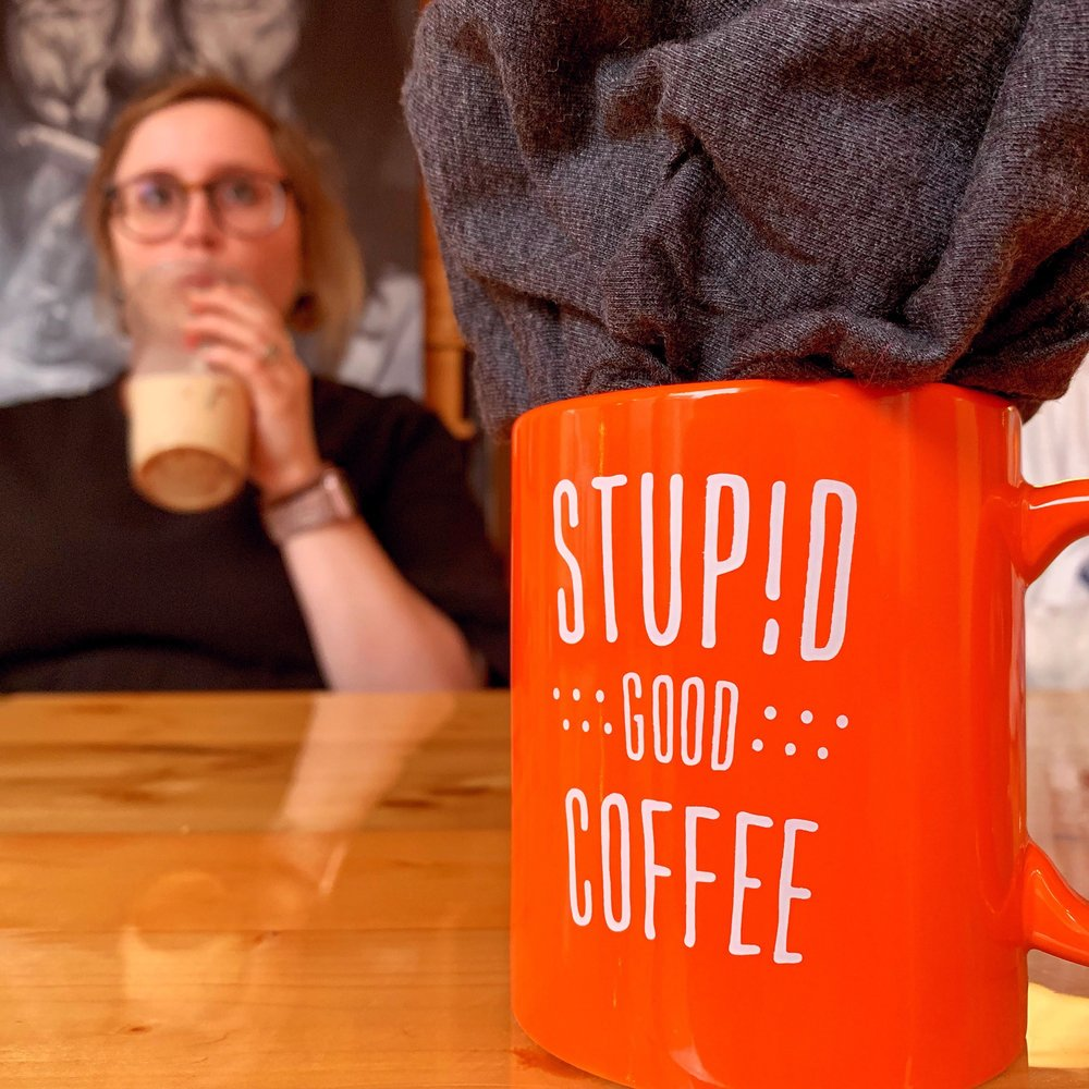 Stupid Good Coffee