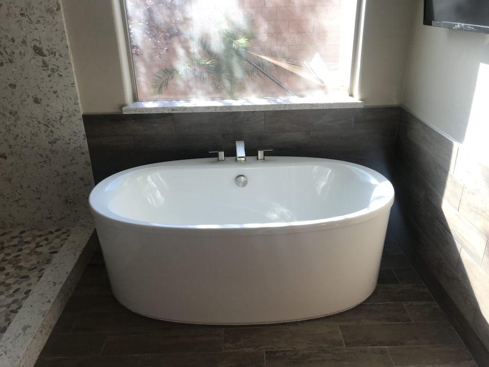 New tub install - Yelp