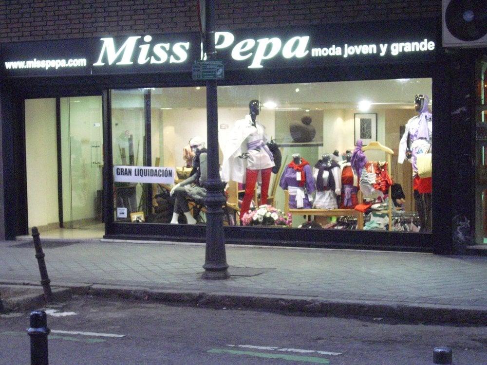 Miss Pepa