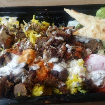 Over The Rice Food Truck Arlington Va