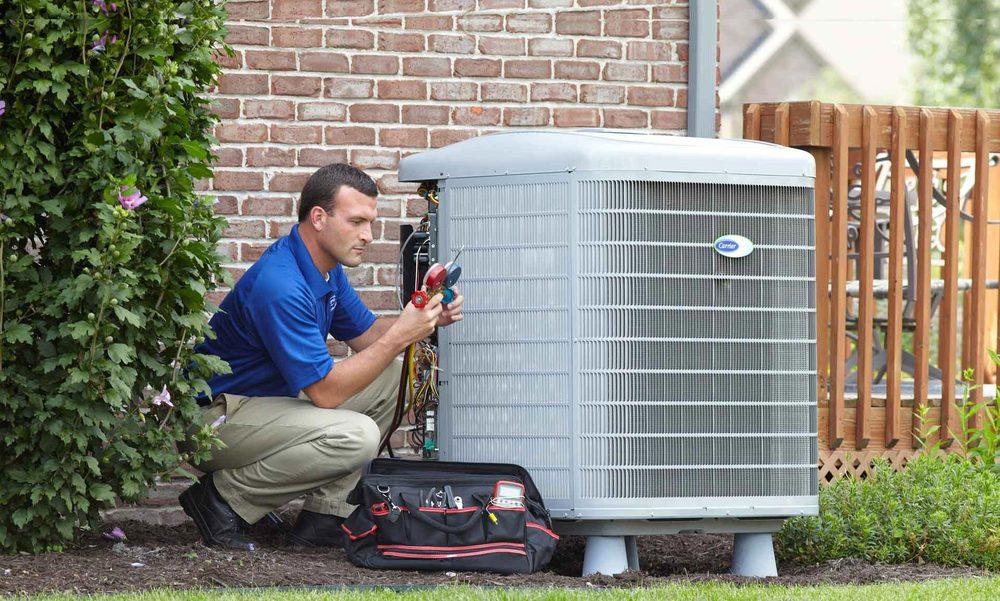 Ellett Air Conditioning & Heating: 613 S Red River Expy, Burkburnett, TX