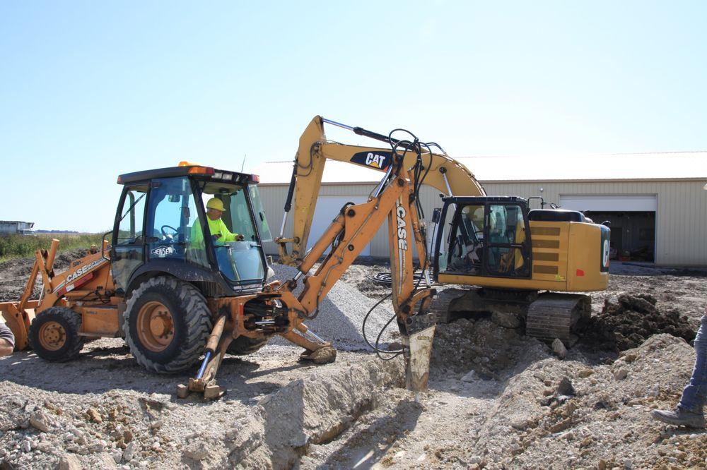 Jensen Excavating: 615 Garfield Ave, Story City, IA