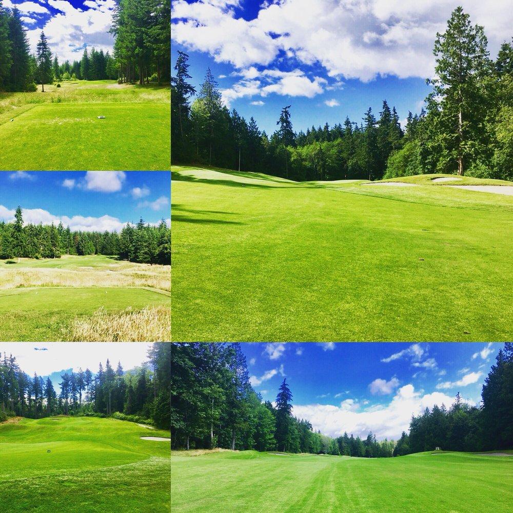 White Horse Golf Club: 22795 Three Lions Pl NE, Kingston, WA