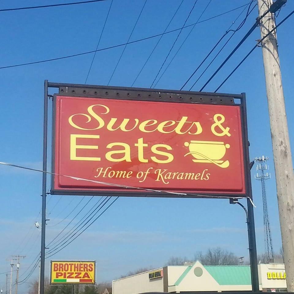Sweets & Eats: 163 Folsom St NW, Warren, OH