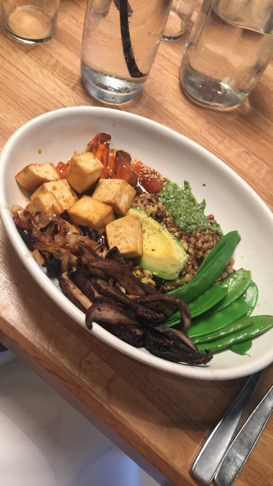 True Food Kitchen Bowls ancient grain bowl with tofu - yelp