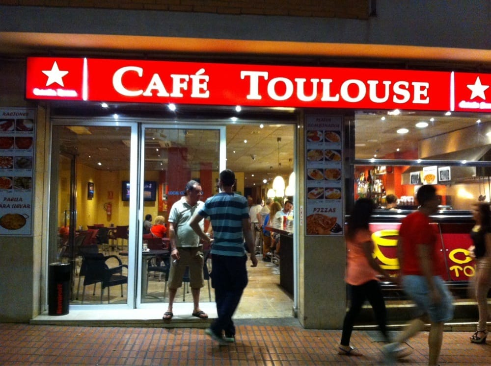 Toulouse: Calle de Tomás de Ortuño, 48, Benidorm, A